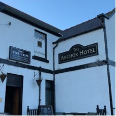 Anchor Hotel and Restaurant, Johnshaven