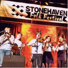 Stonehaven Folk Festival
