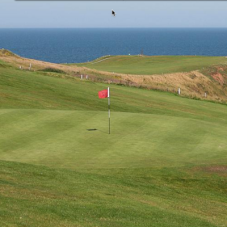Golf in Stonehaven